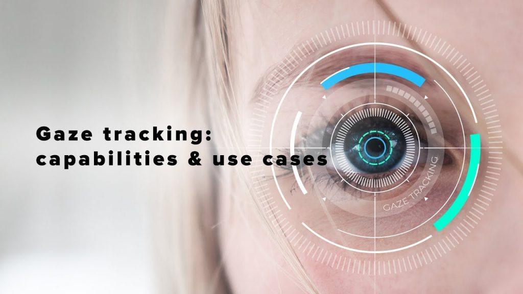 การมองเห็น gaze-tracking