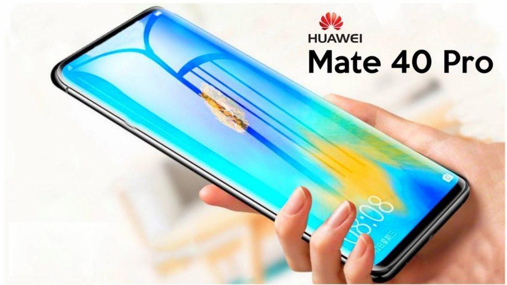 มือถือ Huawei Mate 40 Pro