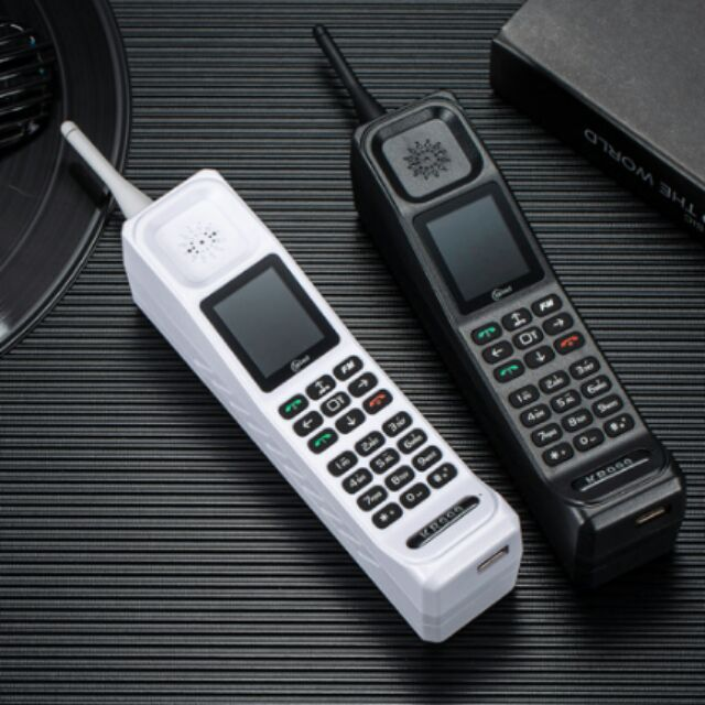 ต้นกำเนิดโทรศัพท์มือถือเครื่องแรก