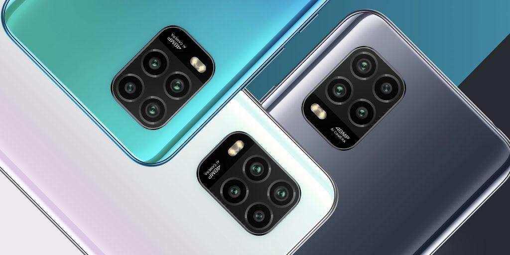 Mi 10 Lite 5G ยี่ห่อ Xiaomi