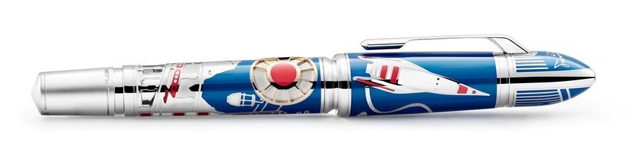 ปากกาบนยานอวกาศ