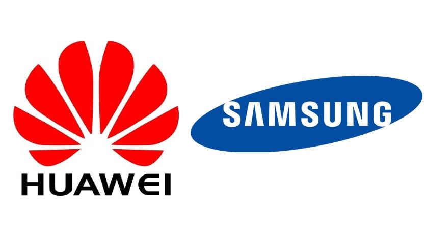 Samsung กับ Huawei