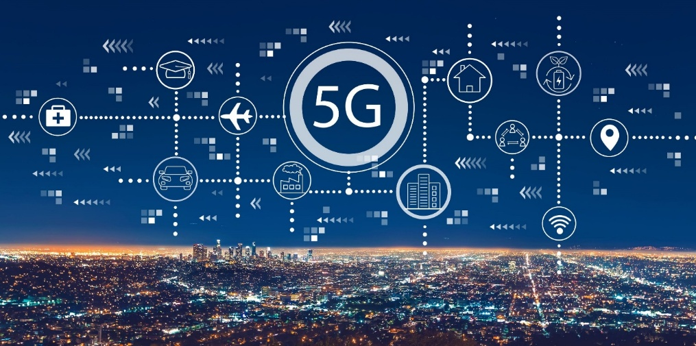 พัฒนาเทคโนโลยี สัญญาณ 5G