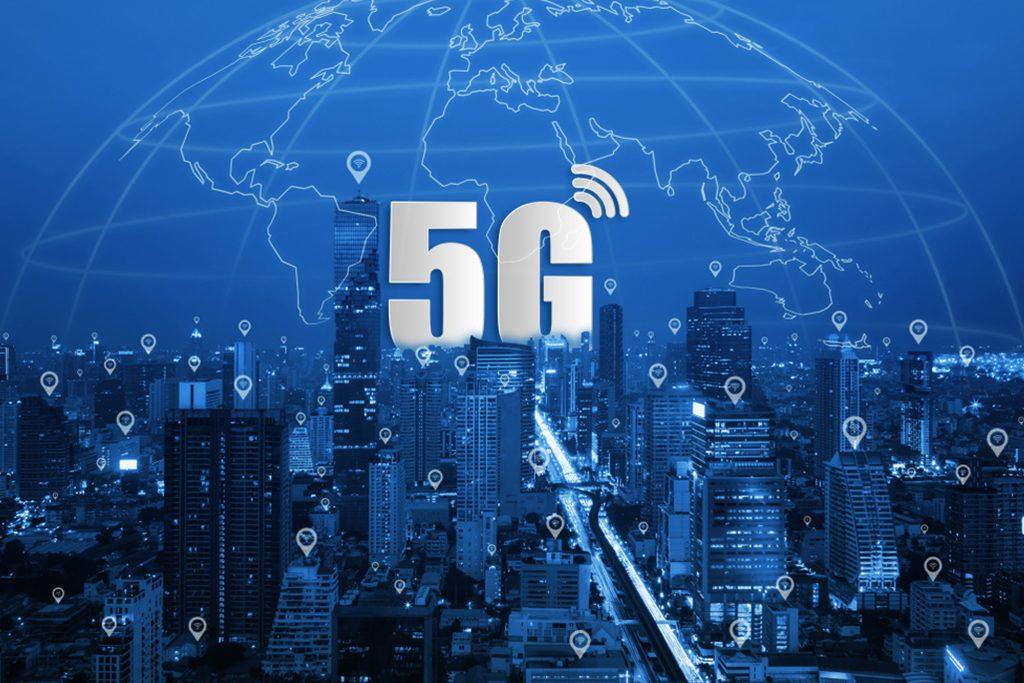 เทคโนโลยี สัญญาณ 5G