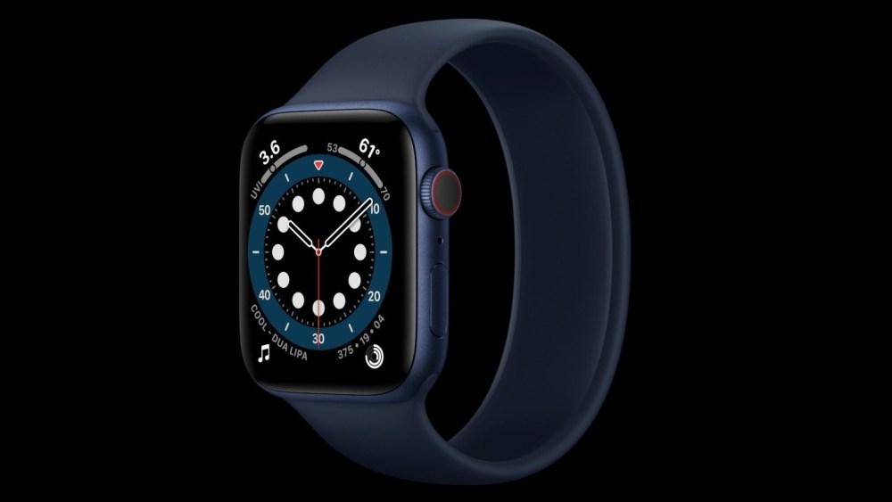 ข้อดีของ Apple Watch