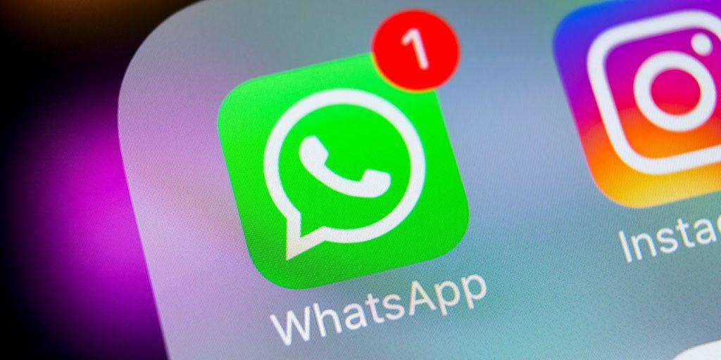 แอปพลิเคชั่น WhatsApp