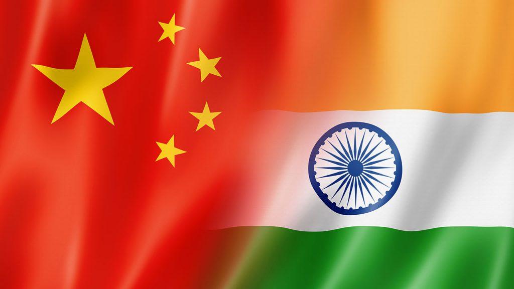 ประเทศจีนในอินเดีย