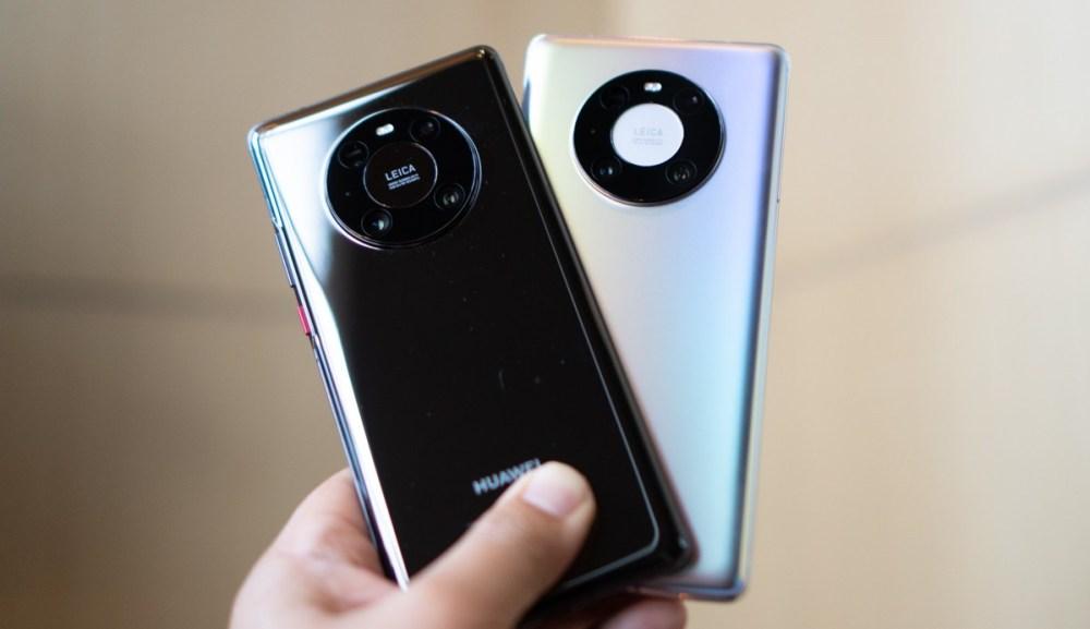 Huawei Mate 40 5G มีในไทยแล้ว