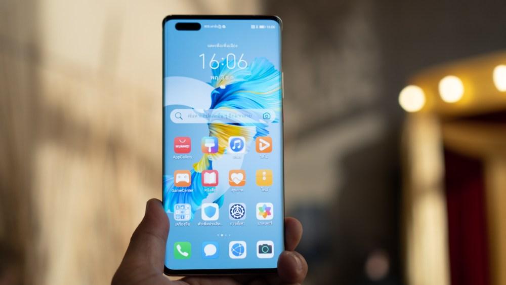 Huawei Mate 40 5G วางขายแล้ว