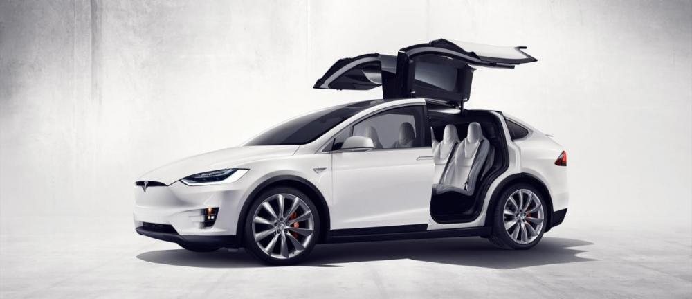 รถยนต์ตัวใหม่ของ Tesla