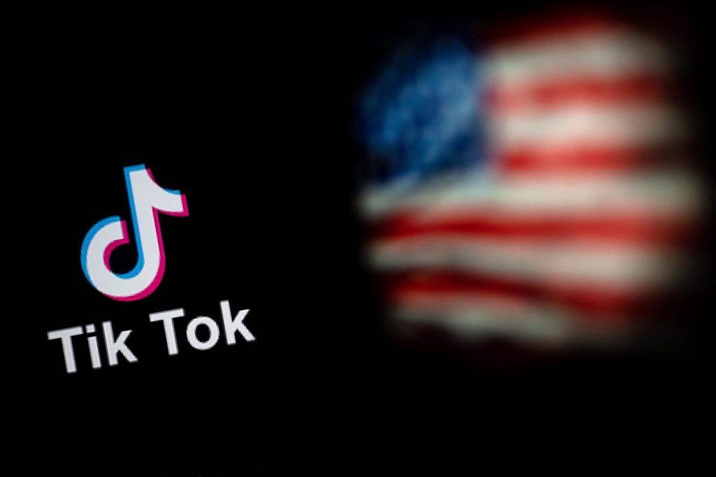 อปพลิเคชัน Tiktok ในประเทศสหรัฐอเมริกา