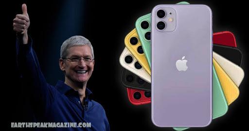 บริษัท Apple นั่นทำให้ยอดขาย iPhone 12 พุ่งสูงขึ้นอย่างมาก