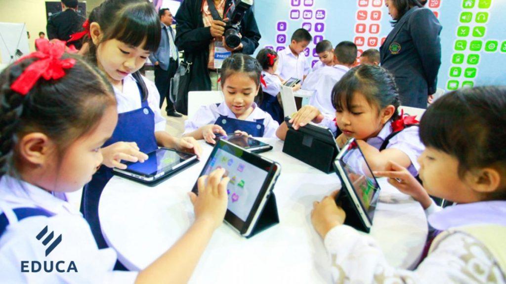 การพัฒนาเทคโนโลยี ทางการศึกษา