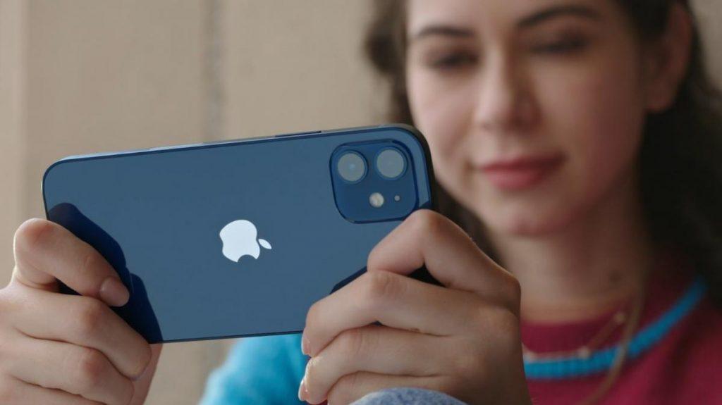 สมาร์ทโฟนตัวใหม่ ไอโฟน 12