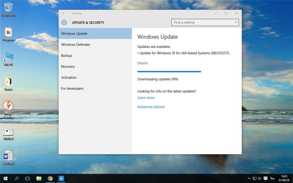 Microsoft เตือน ไม่อัพเดต Windows 10