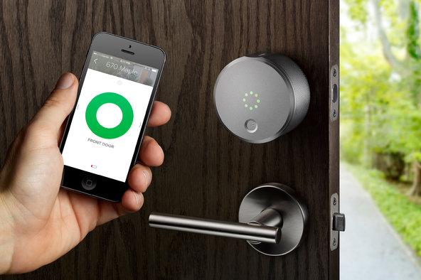 เทคโนโลยี August Smart Lock ประตูอัจฉริยะ