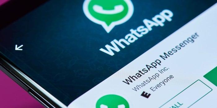 แอพพลิเคชั่น WhatsApp กับฟีเจอร์ส่งคลิปเสียง