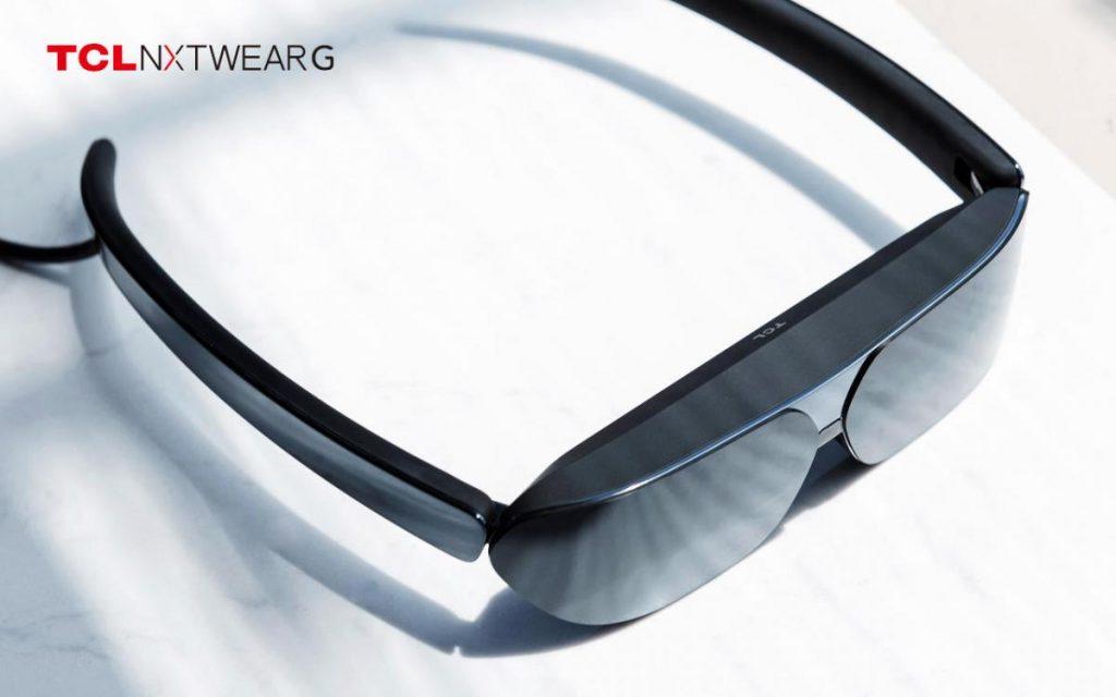 TCL NxtWear G แว่นตาอัจฉริยะจอภาพ OLED