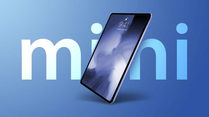 iPad Mini-ตัวอย่าง