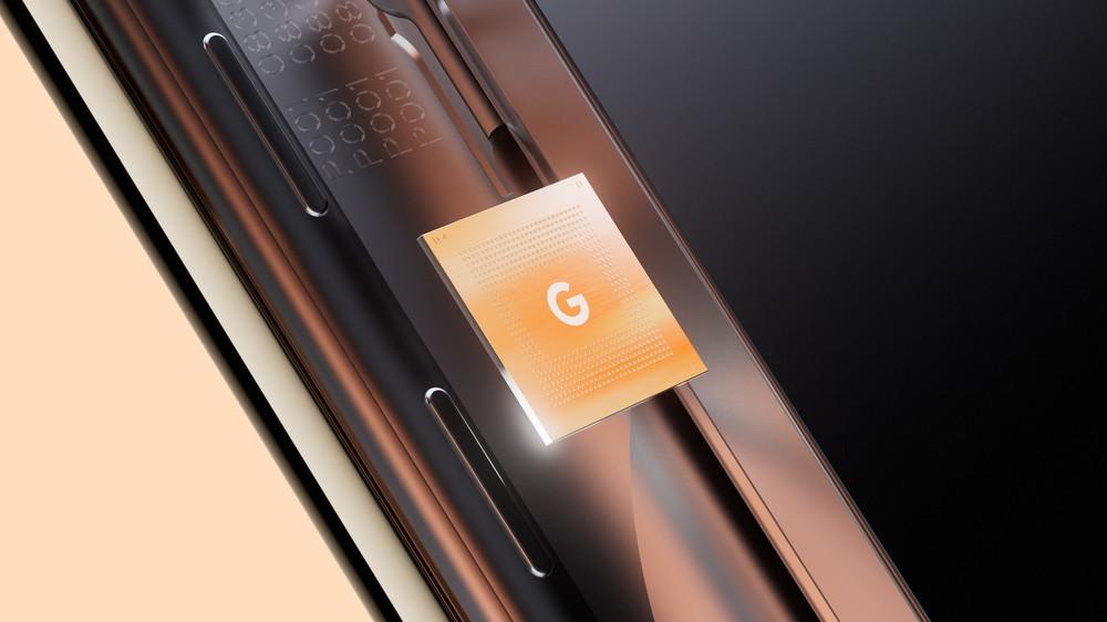 Google Pixel-ชิป