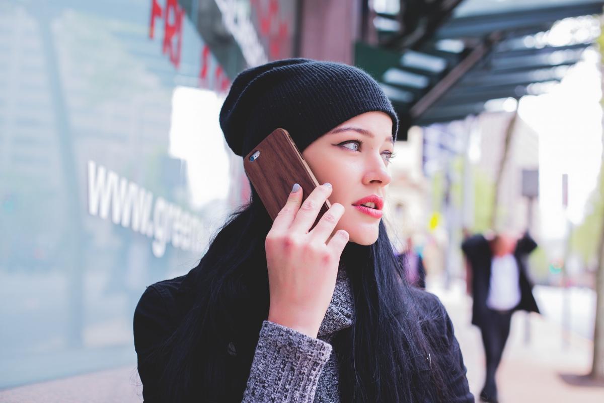 การใช้โทรศัพท์มือถือ
